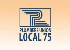 plumbers75 logo
