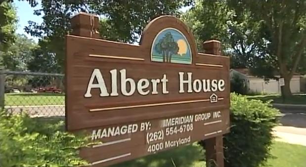 Albert House